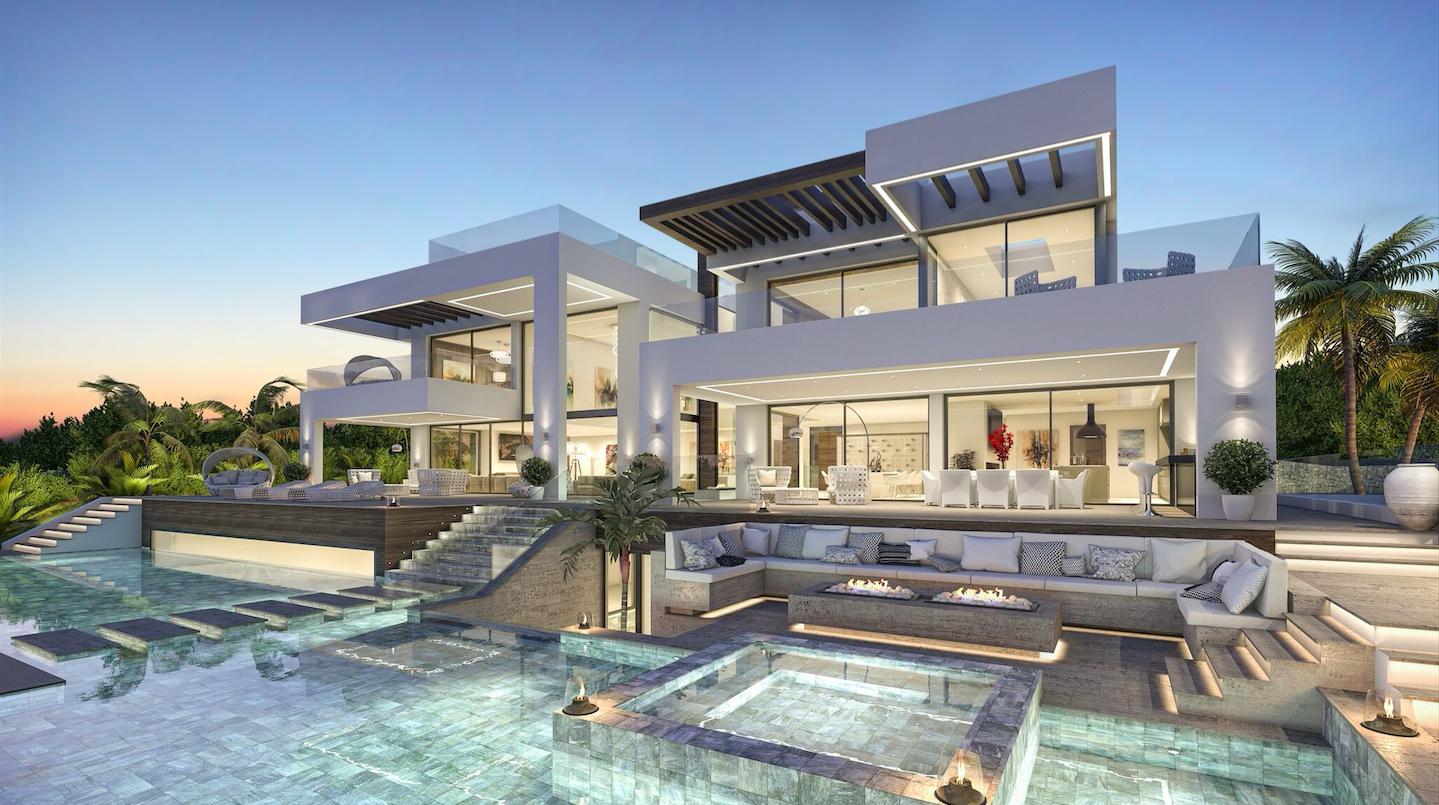 Luxury Puerto Banus Villas To Rent